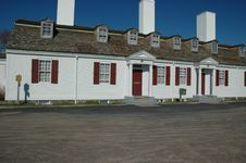 Free Fort Anne National Historic Park Stock Photos - 1254833