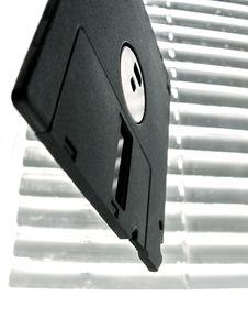 Free Floppy Disk Royalty Free Stock Image - 1255596