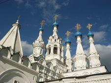 Free Church Stock Image - 1255601