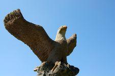 Free Eagle Royalty Free Stock Photos - 1256398