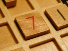 Free Sudoku Stock Photo - 1256880