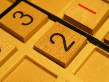 Free Sudoku Stock Images - 1256884
