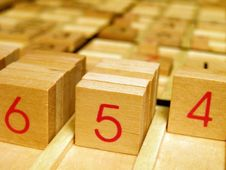 Free Sudoku Royalty Free Stock Images - 1256889