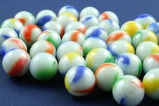 Free Marbles Royalty Free Stock Photo - 1256945