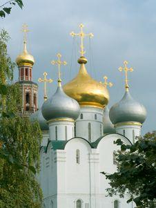 Free Christianity Monastery Royalty Free Stock Photo - 1257685