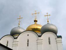 Christianity Monastery Royalty Free Stock Photo