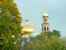 Christianity Monastery Royalty Free Stock Images