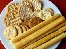 Free Assorted Biscuits Stock Images - 1259054