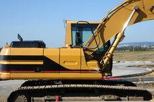 Free Excavator Stock Photo - 1259310