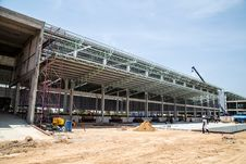 Free Structure, Construction, Building, Steel Royalty Free Stock Photo - 125016375