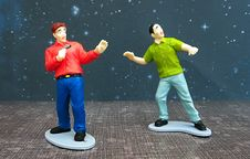 Free Figurine, Toy, Fun, Action Figure Stock Image - 125016521