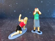Free Figurine, Toy, Fun, Action Figure Stock Photos - 125016613