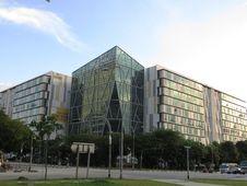 Free Building, Corporate Headquarters, Mixed Use, Metropolitan Area Royalty Free Stock Photos - 125017128