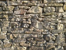 Free Stone Wall, Wall, Rock, Brickwork Stock Photos - 125017143