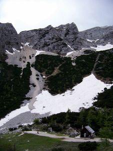 Free Mountain, Mountainous Landforms, Wilderness, Mountain Range Royalty Free Stock Photography - 125017207