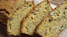 Free Baked Goods, Bread, Pumpkin Bread, Rye Bread Royalty Free Stock Images - 125456659