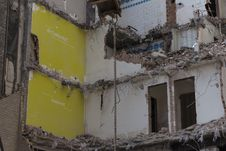 Free Demolition, Neighbourhood, Building, House Stock Photography - 125456902