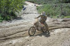 Free Soil, Enduro, Off Roading, Motocross Royalty Free Stock Photography - 125457187