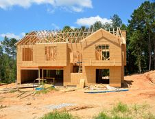 Free Home, House, Log Cabin, Construction Royalty Free Stock Photos - 125457208