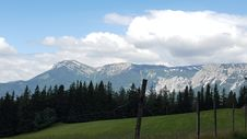 Free Sky, Mountainous Landforms, Mountain, Mountain Range Stock Photos - 125457213
