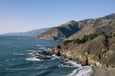 Free Coast, Coastal And Oceanic Landforms, Sea, Headland Stock Photo - 125457640