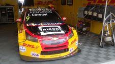 Free Car, Touring Car Racing, Motor Vehicle, Race Track Stock Photos - 125595753