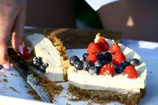 Free Dessert, Food, Cheesecake, Frozen Dessert Stock Image - 125595861