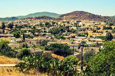 Free Sky, Village, Mountainous Landforms, Tree Royalty Free Stock Images - 125595899