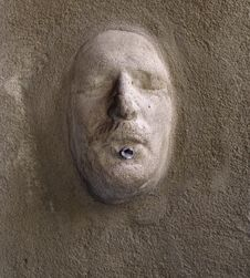 Free Stone Carving, Head, Close Up, Rock Royalty Free Stock Photo - 125596015