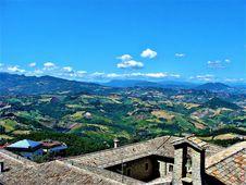 Free Sky, Mountainous Landforms, Mountain, Mountain Range Royalty Free Stock Photos - 125596568