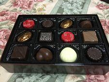 Free Chocolate, Chocolate Truffle, Praline, Bonbon Stock Images - 125596584