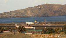 Free Airplane, Aviation, Runway, Sky Stock Image - 125839851