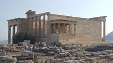 Free Historic Site, Ancient Roman Architecture, Ancient History, Ruins Stock Images - 125839934