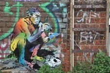 Free Art, Street Art, Graffiti, Mural Stock Photography - 125840012