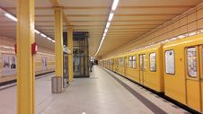 Free Train Station, Transport, Metro Station, Rapid Transit Stock Photography - 125840142