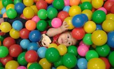 Free Ball Pit, Candy, Confectionery, Play Stock Photo - 125840230