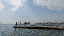 Free Water Transportation, Ship, Ferry, Motor Ship Stock Photo - 125840420