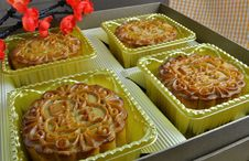 Free Baked Goods, Food, Mooncake, Finger Food Stock Images - 125840524