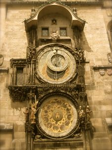 Free Clock, Clock Tower, Ancient History, Building Stock Photo - 125840720