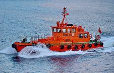 Free Water Transportation, Pilot Boat, Tugboat, Watercraft Royalty Free Stock Photo - 125840935