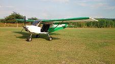 Free Aircraft, Ultralight Aviation, Airplane, Aviation Royalty Free Stock Photography - 125840977