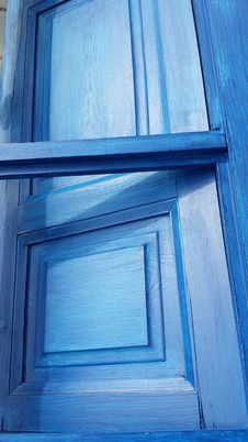 Free Blue, Window, Wall, Architecture Stock Photos - 125841013