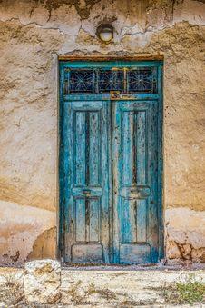 Free Blue, Wall, Door, Window Stock Photography - 125934502