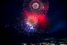 Free Fireworks, Sky, Event, Explosive Material Stock Images - 125934534