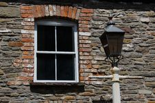 Free Window, Wall, Stone Wall, Brickwork Stock Photography - 125934682