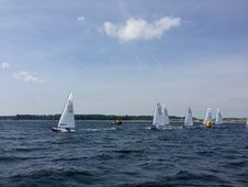 Free Waterway, Sail, Sailboat, Dinghy Sailing Royalty Free Stock Photos - 125934838