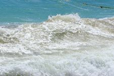 Free Wave, Sea, Water, Wind Wave Royalty Free Stock Photography - 125934977