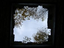 Free Sky, Window, Tree, Picture Frame Stock Photography - 125934992
