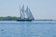 Free Waterway, Water, Sail, Sailboat Royalty Free Stock Image - 125935036