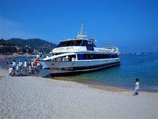 Free Passenger Ship, Water Transportation, Motor Ship, Boat Stock Photo - 125935060